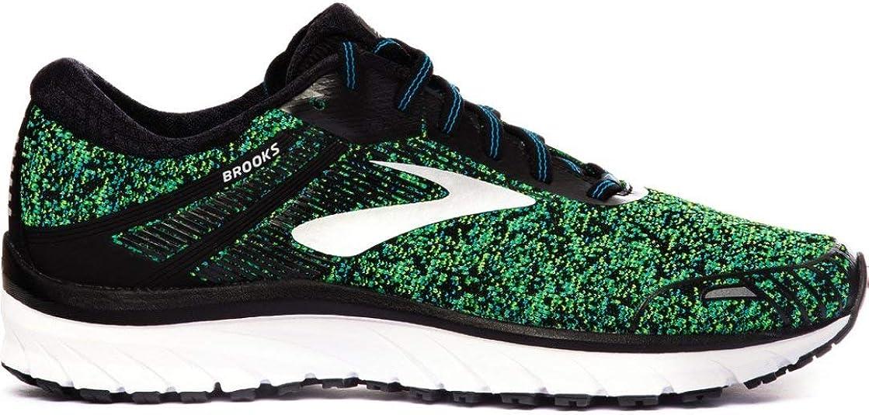 Brooks Adrenaline GTS 18 - Zapatillas de running para hombre, color verde, color, talla 42 EU: Amazon.es: Zapatos y complementos