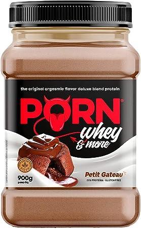 Porn Whey 900g - Petit Gateau - Porn Fit