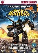 Transformers Prime Season 3 Beast Hunters - Battle for Darkmount [DVD]