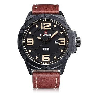 Relojes De Pulsera De Caballero Para Hombres Relojes Deportivos A Prueba De Agua Reloj De Cuarzo