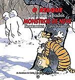 capa de Calvin e Haroldo - O Ataque dos Perturbados. Monstros de Neve. Mutantes e Assassinos. - Volume - 8