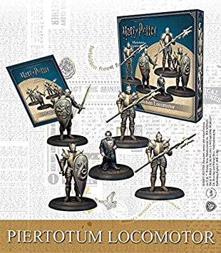 Knight Models Juego de Mesa - Miniaturas Resina Harry Potter ...