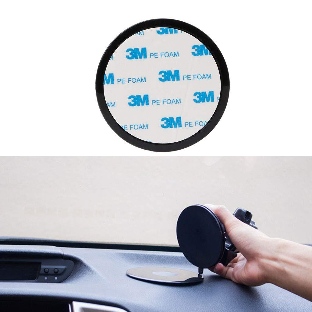 Soporte de Ventosa para salpicadero de Coche con Soporte para tel/éfono y Tableta Baodanjiayou