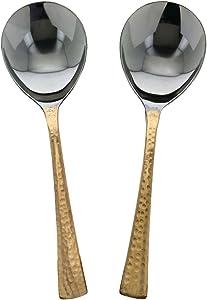 Serving Spoons Set of 4 Indian Dinnerware Serveware