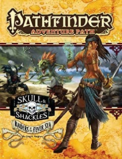 Pathfinder Adventure Path Skull Shackles Part 1 The Wormwood
