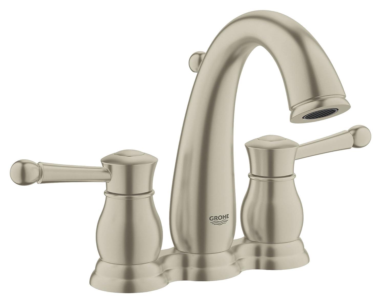 GROHE 20400EN0 Wexford 2-Handle Bathroom Faucet - - Amazon.com
