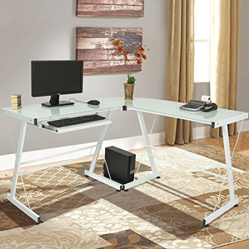 l-shape-computer-desk-pc-glass-laptop-table-workstation-corner-home-office-white