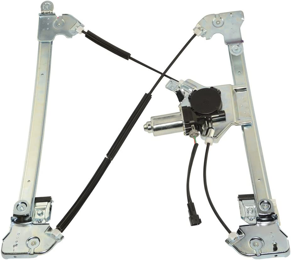 VIOJI Front Driver Left Side Power Window Regulator With Motor Fit 04-08 Ford F-150 Standard Cab Crew Cab 06-08 Lincoln Mark LT