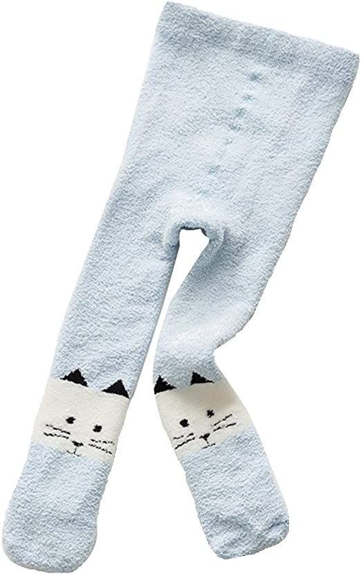 Taiycyxgan Baby Girls Boys Winter Tights 3-Pack Thicken Legging Pants Stocking Pantyhose