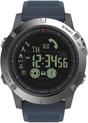 Reloj Digital Inteligente Reloj Deportivo al Aire Libre para Hombres ...