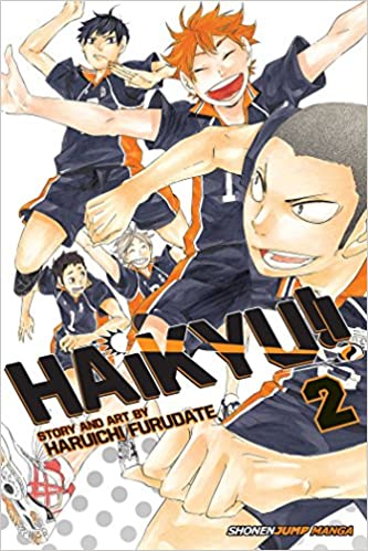 Haikyuu Volume 2 Review
