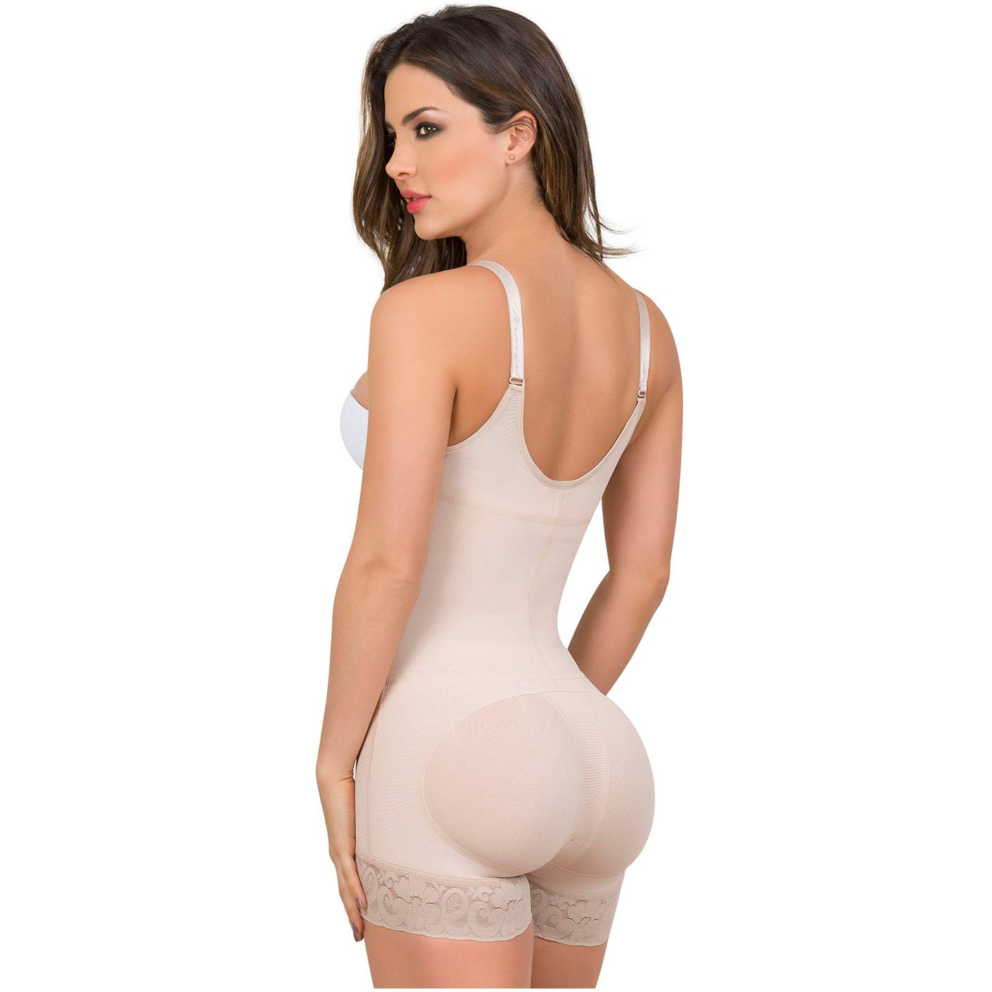 98a0e3228c556 MARIAE 9235 Braless Slimming Girdle Tummy Control Shapewear