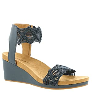 Lucky Brand Kierlo Women's Sandal 11 B(M) US Blue