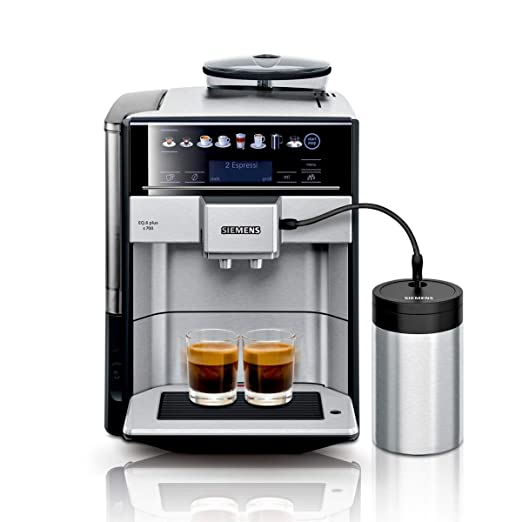 Siemens EQ.6 plus s700 Independiente - Cafetera ...