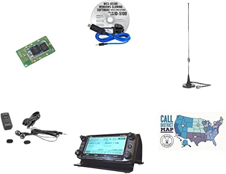 Software//Cable Kit and Ham Guides TM Quick Reference Card!! Mini-Manual Bundle RT Systems Prog Matching External Speaker Nifty 23A PSU 7 Items: Includes Yaesu FT-991A Transceiver Desk Mic