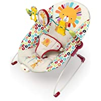 Bright Starts Baby/Infant Playful Pinwheels Bouncer/Rocker f/Newborn/Boys/Girls