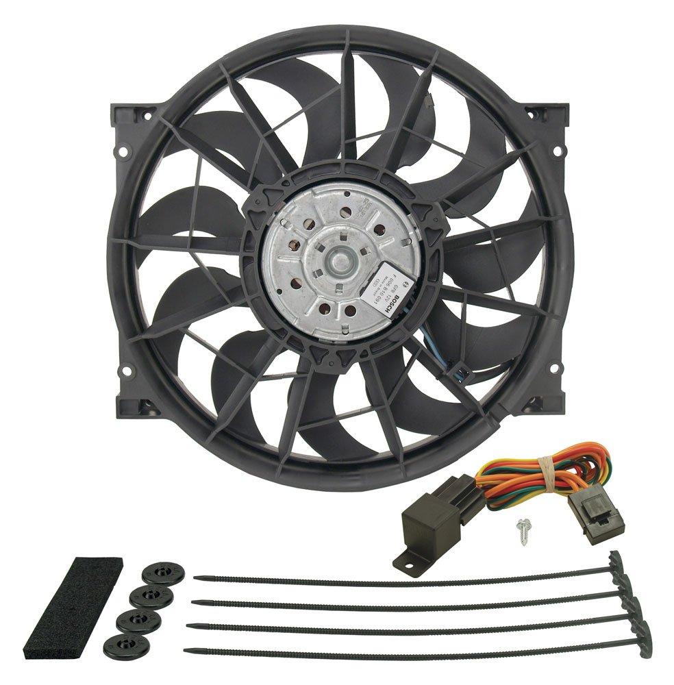 Derale 16925 High Output Radiator Fan