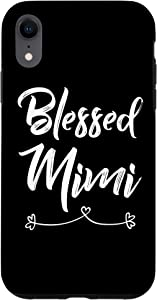 iPhone XR Blessed Mimi Gift Case