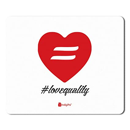 Indigifts Valentine Day Love Equality Quote Symbolic Expression