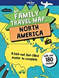 My Family Travel Map - North America (Lonely Planet Kids)