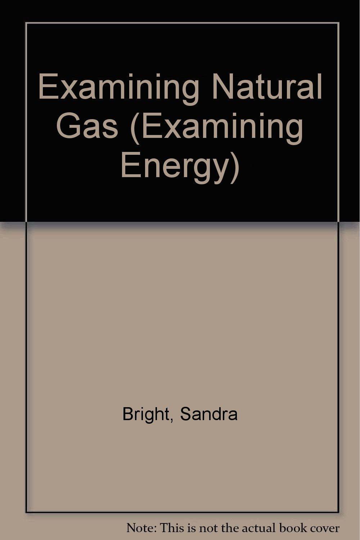Examining Natural Gas (Examining Energy) pdf