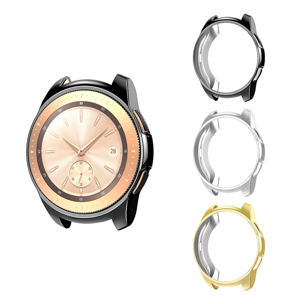 Protectores Para Samsung Galaxy Watch 42mm (3 Unidades)