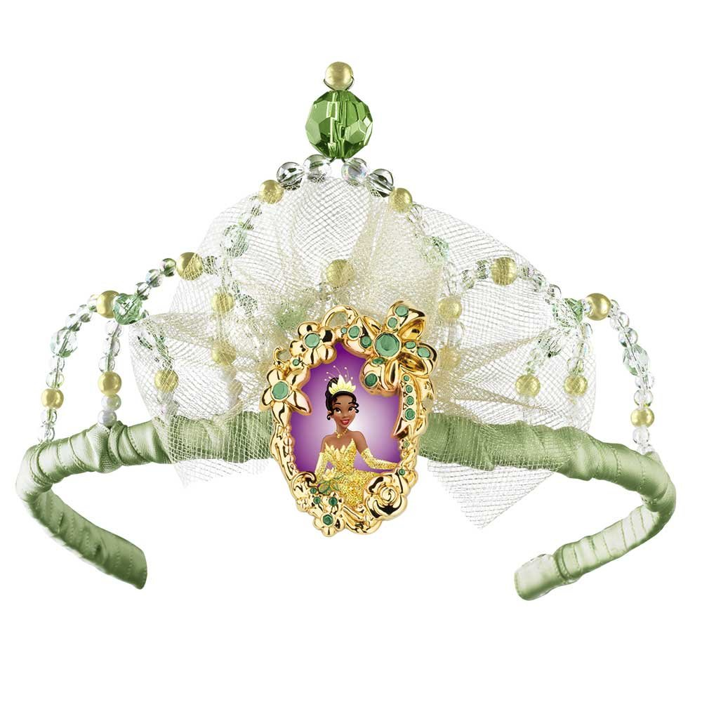 Princess Tiana Tiara - Child Std. 29556