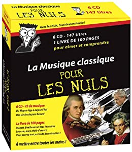 """Afficher """"La musique classique pour les Nuls"""""""