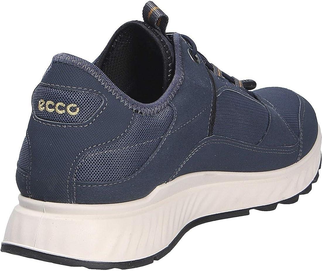 ECCO Exostride M, Basket Homme Marine Ombre