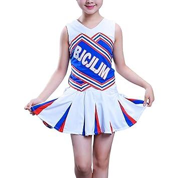 uirend Cheerleading Ropa Mujer Uniformes - Disfraz de ...