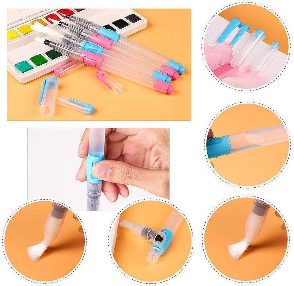 Refillable Pilot Water Brush Ink Pens Painting Watercolor Drawing Pen Pencil Hot