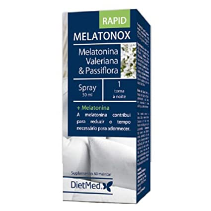 DietMed Melatonox Rapid Spray Bucal - 30 ml