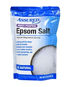 All Natural Epsom Salt MultiPurpose