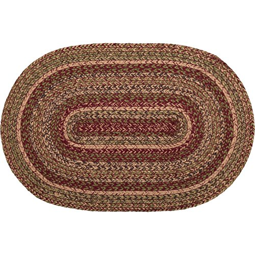 Top 10 Primitive Country Decor Cheap Homespice Salem Rugs