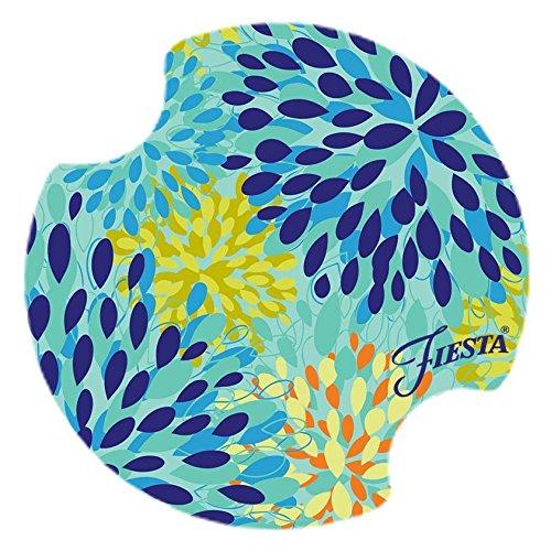 Thirstystone Car Fiesta Cool Calypso Coasters, ()