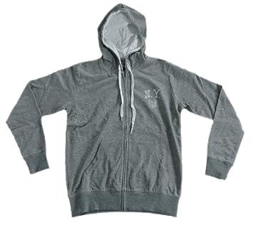 Everlast 22 m140d31-unc Sudadera con Capucha para Hombre Light Fleece Gris (Grey), Gris, XL: Amazon.es: Deportes y aire libre