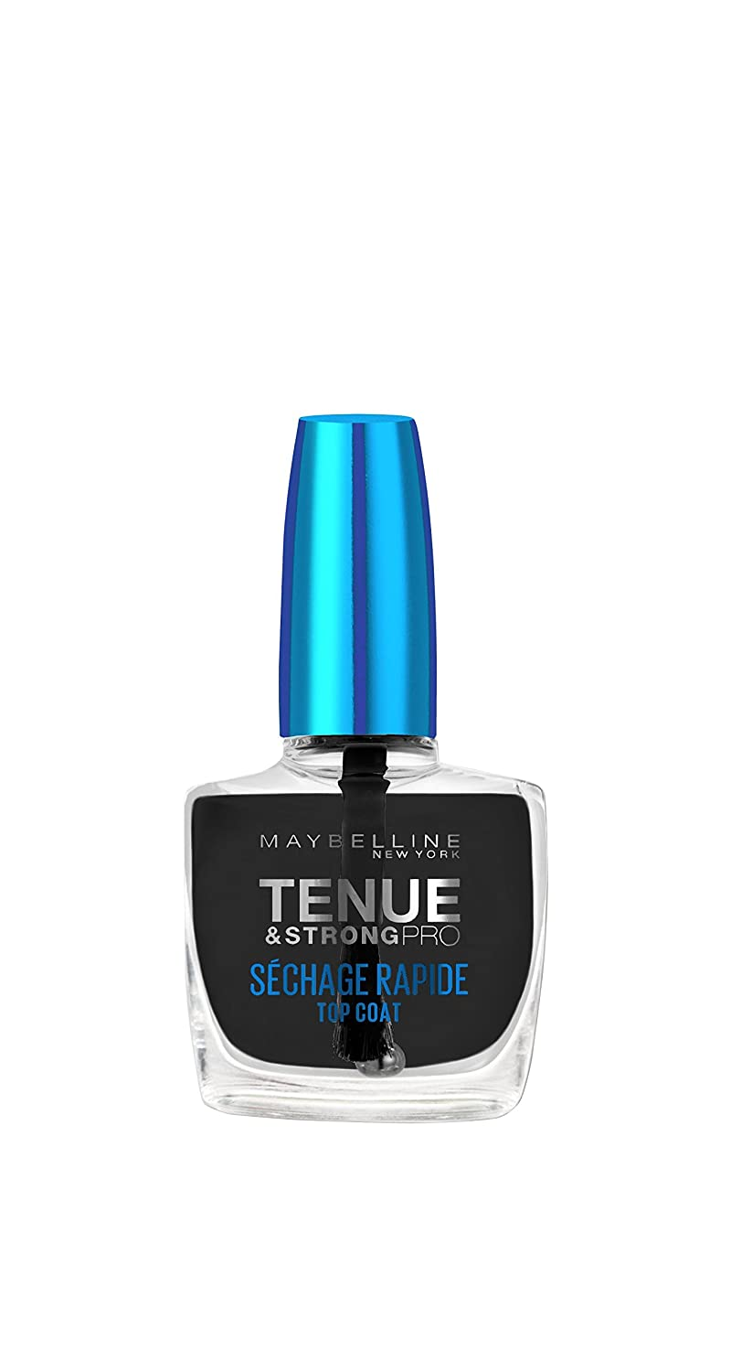 Maybelline New York Vernis à Ongles Tenue & Strong Séchage Rapide Top Coat GEMEY MAYBELLINE 3600531400354