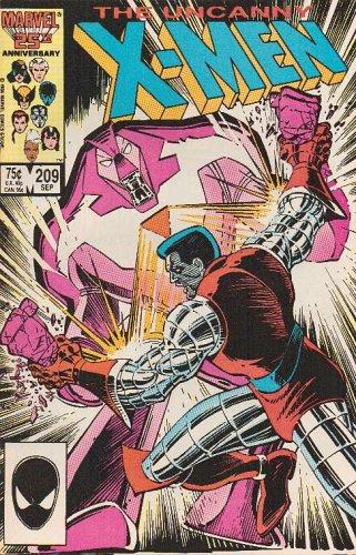 Uncanny X-Men #209 ()