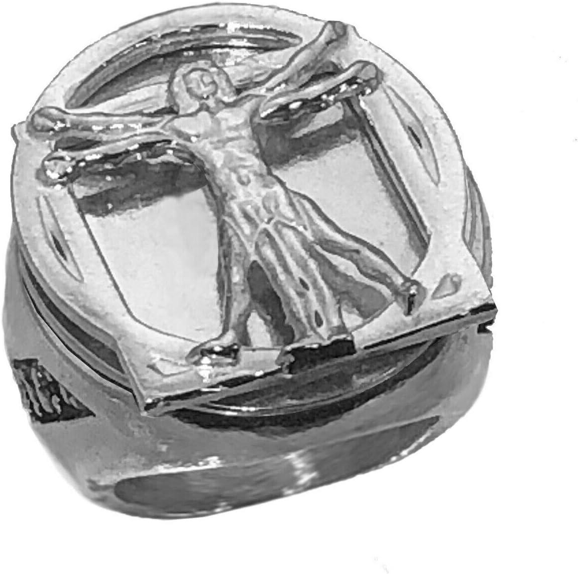 Anillo de Plata de Ley 925 con diseño del príncipe de Diamantes de ...