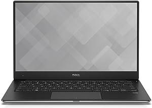 Dell XPS 13 9360 13.3in FHD Laptop 7th Gen Intel Core i7-8550U 8GB RAM 256GB SSD Machined Aluminum Display Silver Win 10 (Renewed)
