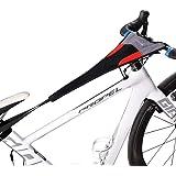 Protector de Sudor de Bicicleta, Cubierta de Sudor para Entrenamiento de Bicicleta Impermeable Elástica Absorber el…