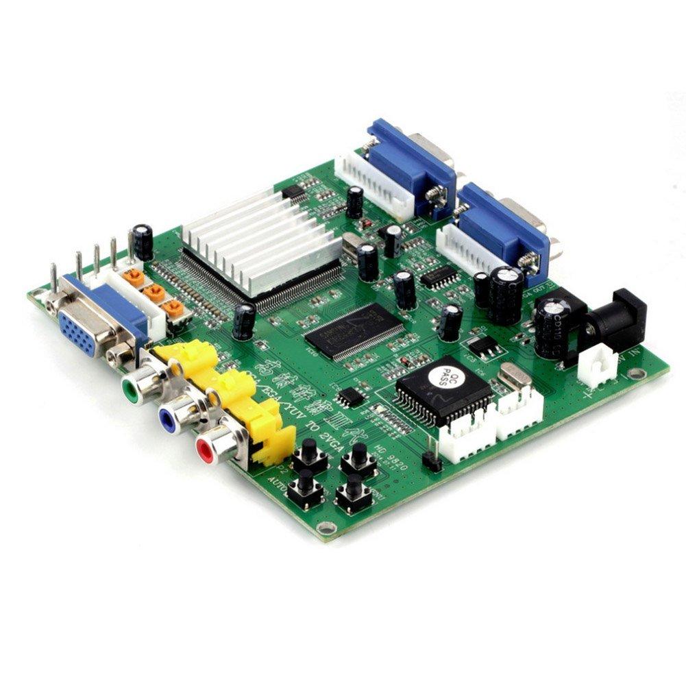 WinnerEco ARCADE GAME CONVERTER CGA/RGB/YUV/EGA to VGA GBS-8220 Promotion by WinnerEco (Image #2)