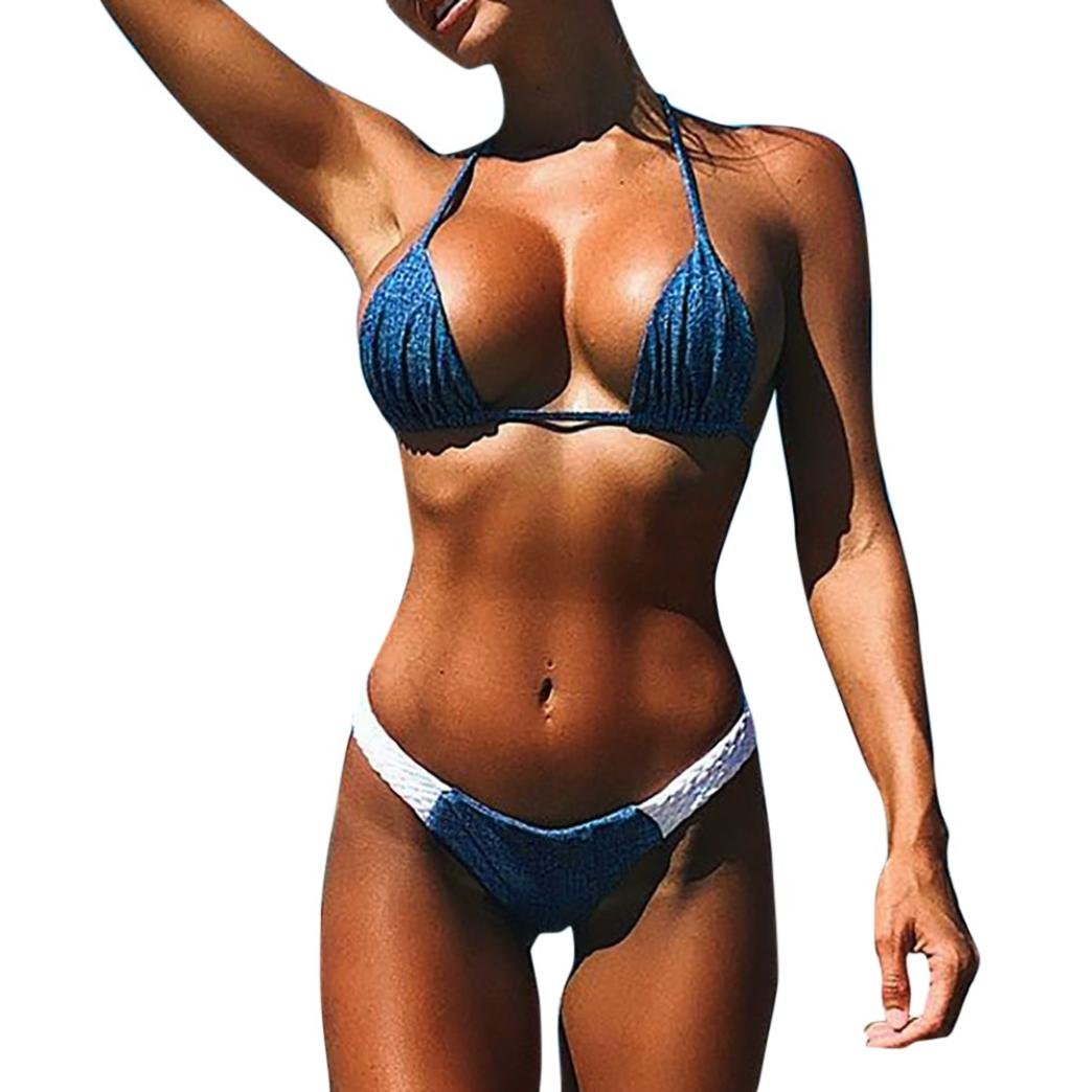 9944349b22 Amazon.com  Coohole Bikini Set
