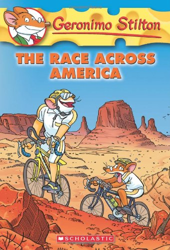 (The Race Across America (Geronimo Stilton, No.)