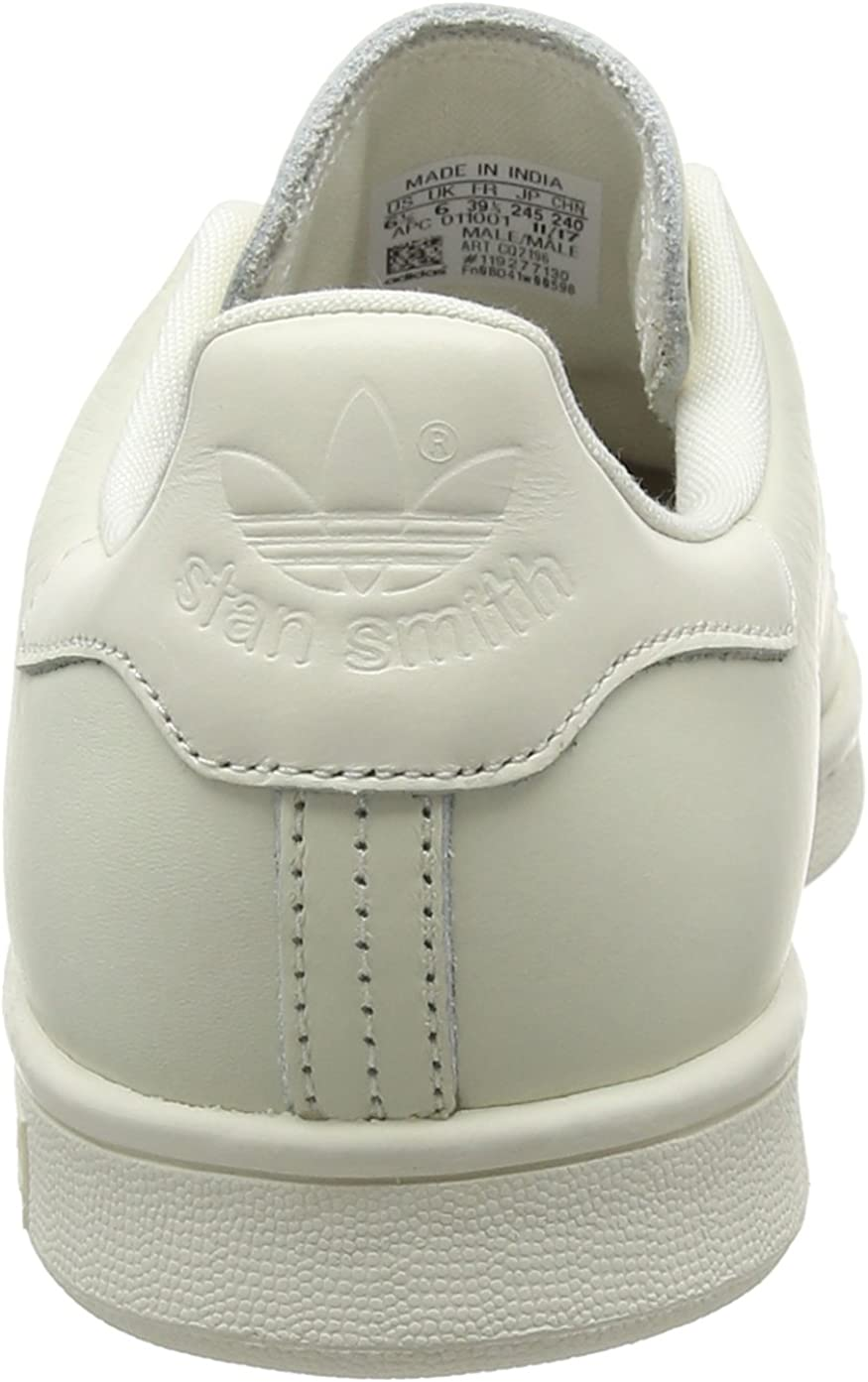 adidas Herren Stan Smith Fitnessschuhe Weiß (Blatiz / Pertiz 000)