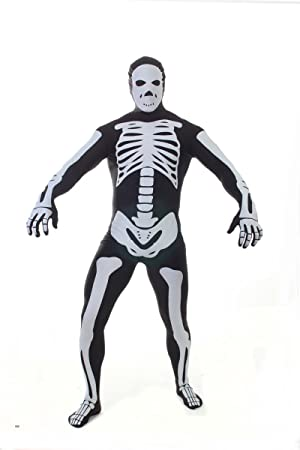 Afg Media Ltd.. - Disfraz de segunda piel (pegado al cuerpo ...