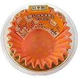ヒロカ産業 増量小花カップ 深形 6号 66枚入 深さ約35mm 電子レンジ・オーブン対応 日本製