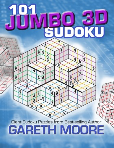 101 Jumbo 3D Sudoku - Sudoku 3d