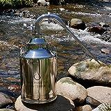 Moonshine Distiller Complete 8 Gallon Stainless Steel Pot Still