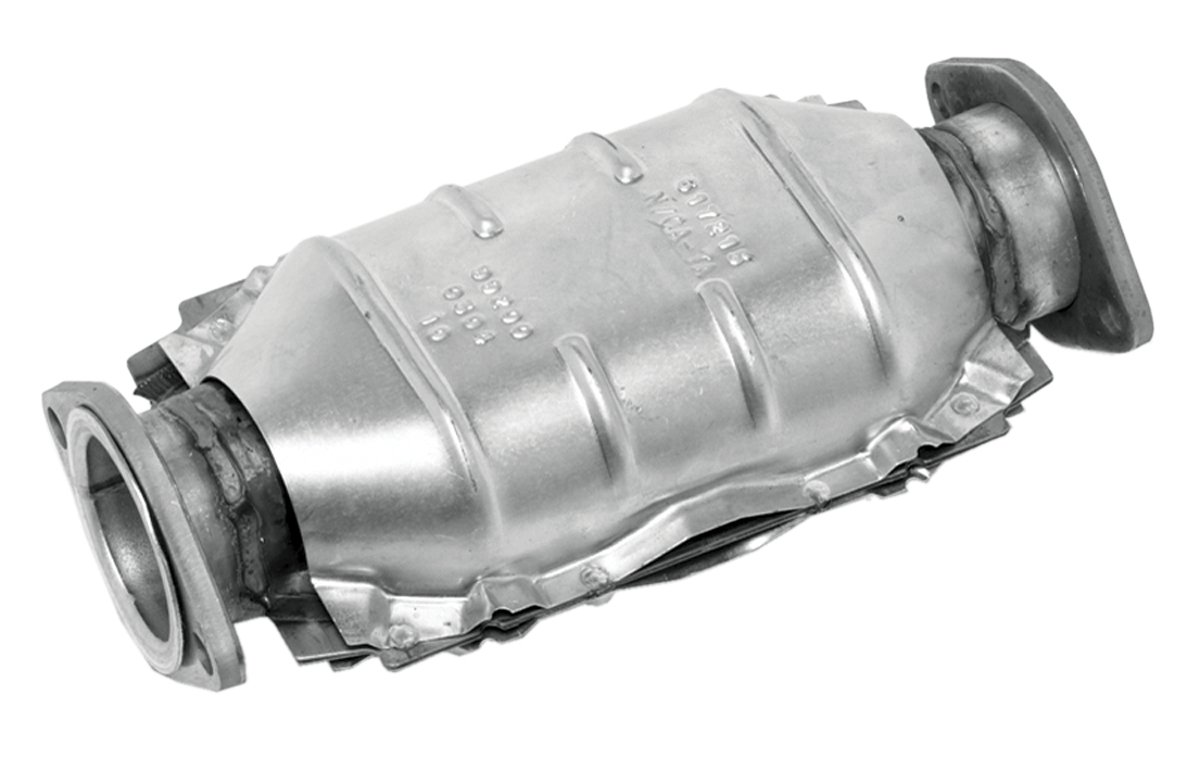 Walker Exhaust 15538 Ultra Import Manifold Converter - Non-CARB Compliant Tenneco
